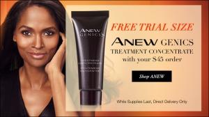 Anew Genics free