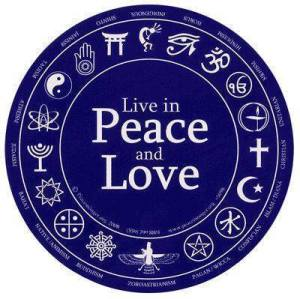 Live in Peace and Love